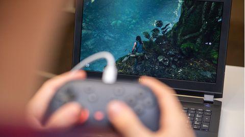 Games und Streaming wegen Corona-Pandemie beliebter.