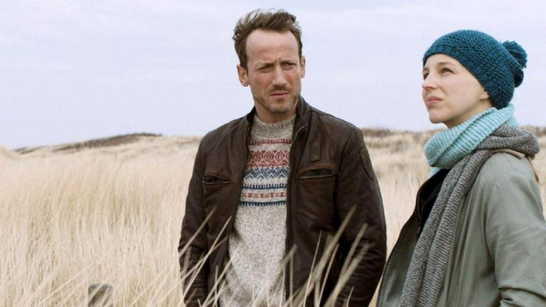 """""""Tatort: Mord auf Langeoog"""": Thorsten Falke (Wotan Wilke Möhring) und Katharina Lorenz (Petra Schmidt-Schaller) ermitteln auf"""