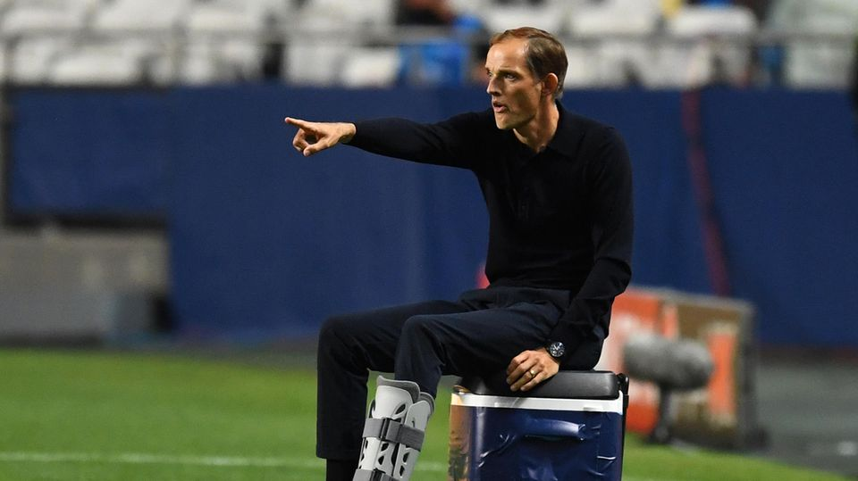 Thomas Tuchel, Trainer bei Paris Saint-Germain