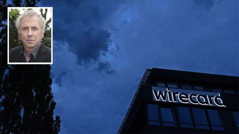 Wirecard-Schriftzug, Filmregisseur Raymond Ley