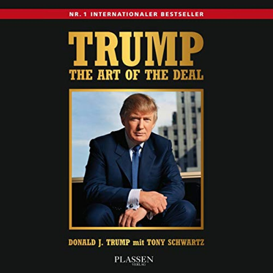 Cover  Trump the Art of the Deal