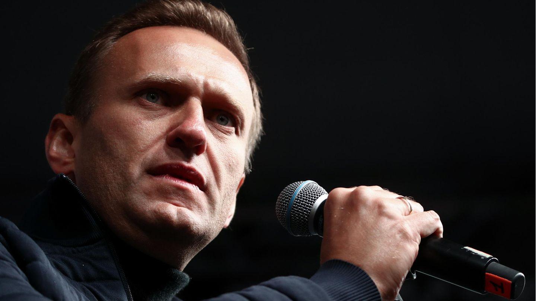 Alexej Nawalnyist seit Jahren ein erbitterter Feind Wladimir Putins und des Kremls