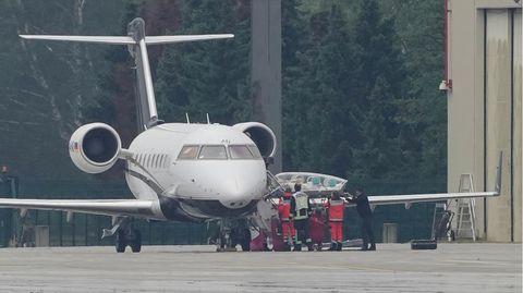 Nawalny Landung