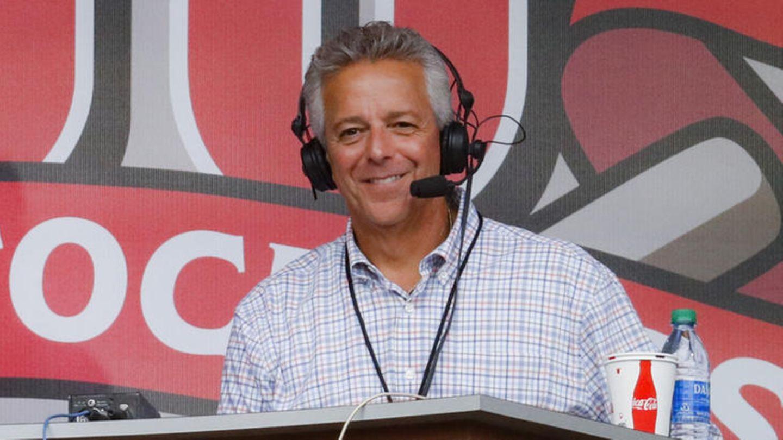 """Der Sport-Moderator Thom Brennaman zweifelte bereits während der Sendung an, """"ob ich dieses Headset nochmal tragen werde"""""""