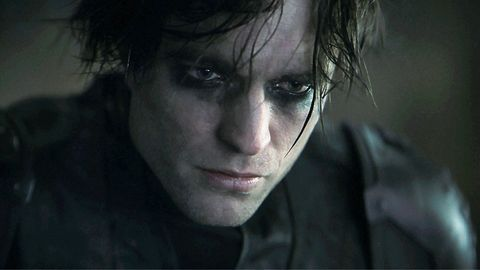 "Robert Pattinson als Bruce Wayne in ""The Batman"""