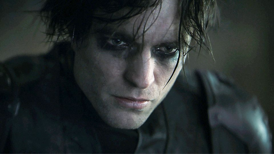 "Robert Pattinson als Bruce Wayne in ""The Batman"""