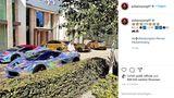 Vip News: Fußballstar Aubameyang zeigt seine Luxusautos