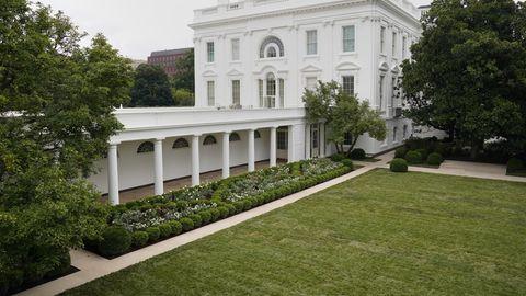 Rosengarten des Weißen Hauses