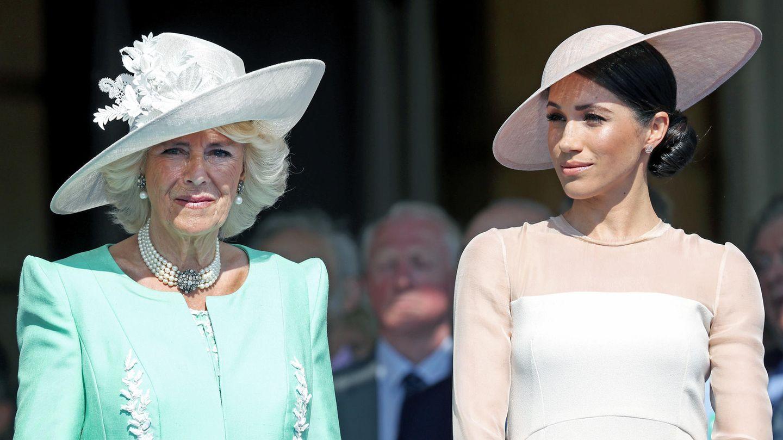 Herzogin Camilla und Herzogin Meghan