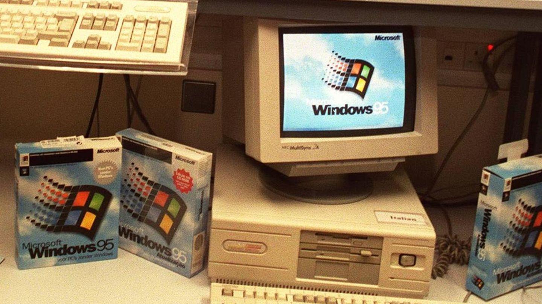 Windows 95 prägte die PC-Ära