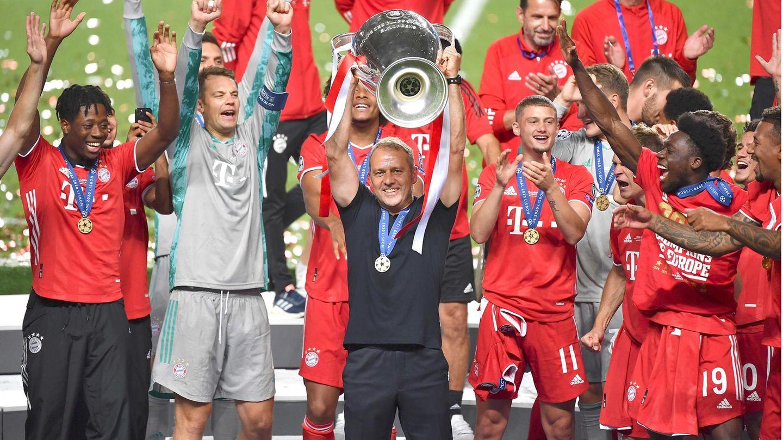 Champions-League-Gewinner: Mensch, Flick – was das Erfolgsgeheimnis des Bayern-Trainers ist