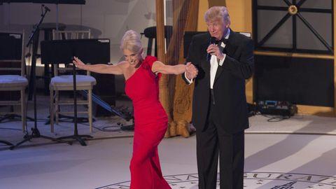 Kellyanne Conway und Donald Trump sind enge Vertraute