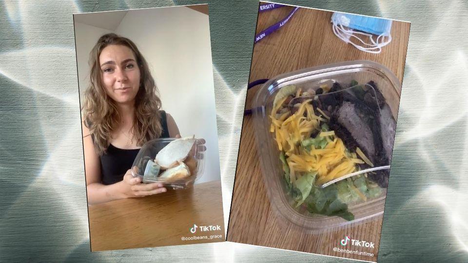 Die NYU stellt Student*innen derzeit Mahlzeiten zur Verfügung