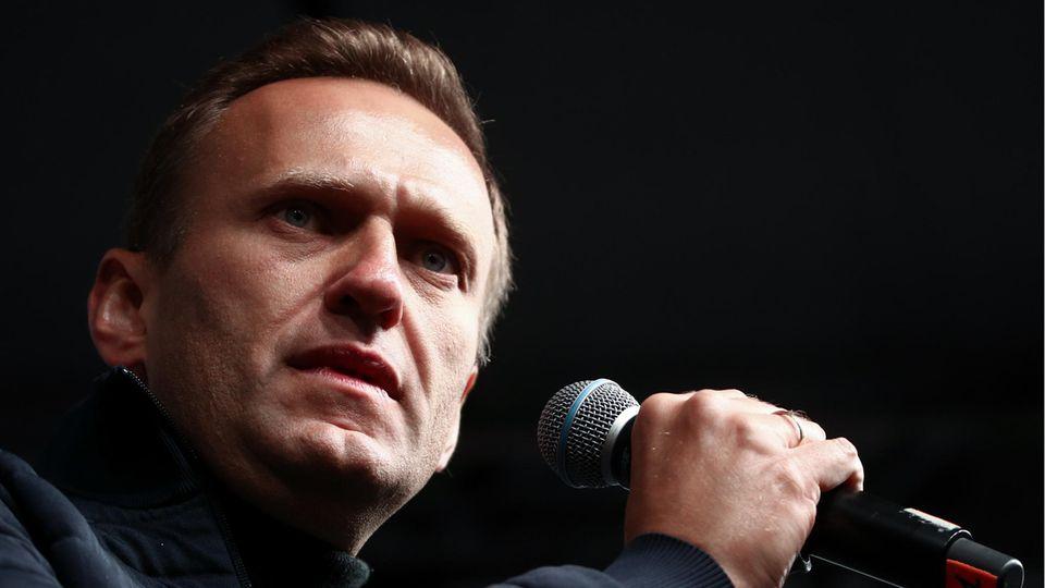 Alexej Nawalny istfür Wladimir Putin seit Jahren der Feind Nr. 1 in Russland