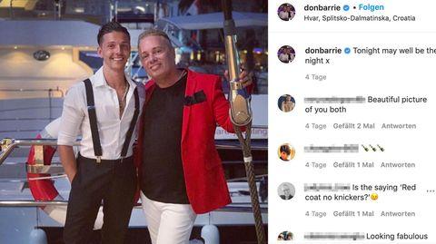 Promi-Familie: Vater will den Ex-Freund seiner Tochter heiraten – und die findet es super
