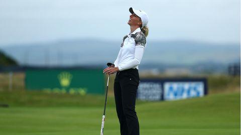 Golferin Sophia Popov gewinnt sensationell Britih Open