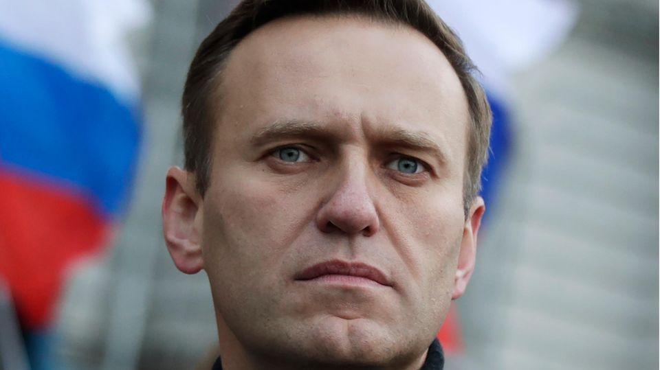 KremlkritikerAlexej Nawalny (Archivbild vom Februar 2020) wurde laut Charité mit einemCholinesterase-Hemmer vergiftet