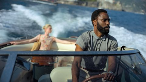 "John David Washington in ""Tenet"""