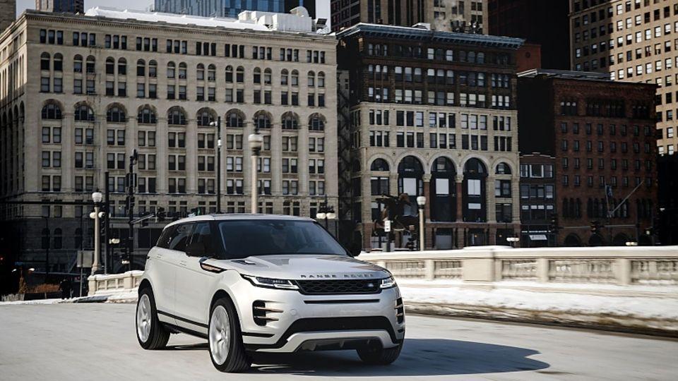Range Rover Evoque MJ 2021