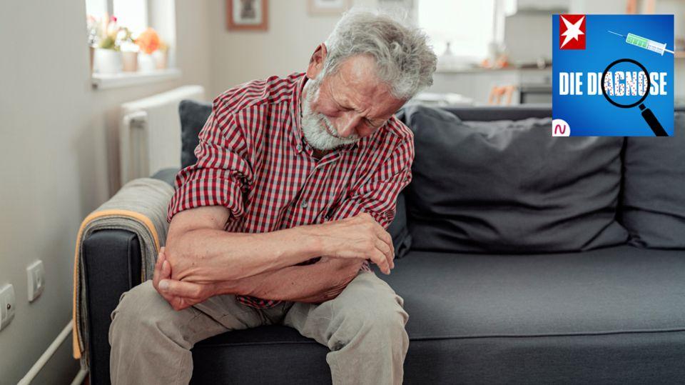 """""""Die Diagnose"""": Ein Mann hat Schmerzen im Arm und ringt nach Luft – wegen des Abendessens am Vortag"""
