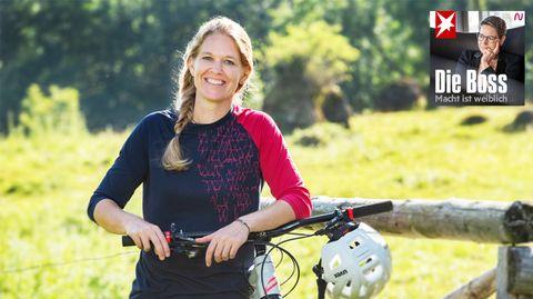 """Nachhaltigkeit bei Vaude - Antje von Dewitz im """"Die Boss"""" Podcast"""