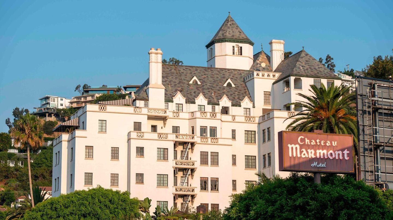 Bild 1 von 7der Fotostrecke zum Klicken: Architektonische Ikone am Sunset Strip: das fast 90 Jahre alte HotelChateau Marmont