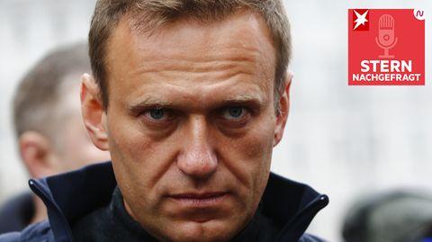 Kreml-KritikerAlexej Nawalny
