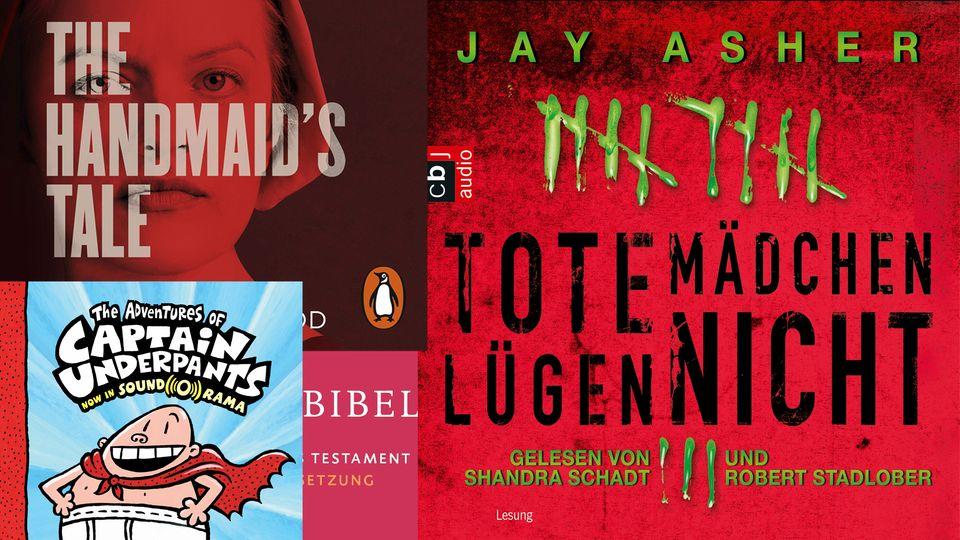 12 Bücher die in den USA verboten werden sollen