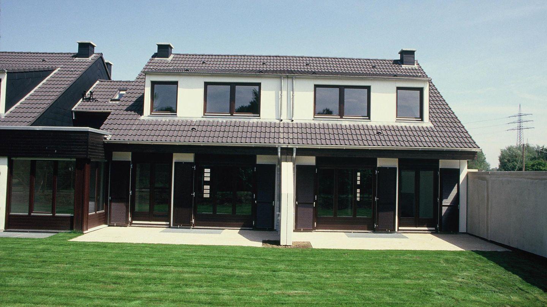 Immobilien werden in Coronazeiten teurer: Reihenhaus in der Nähe von Köln