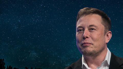 Elon Musk möchte mit seinen Starlink-Satelliten den Himmel erobern.