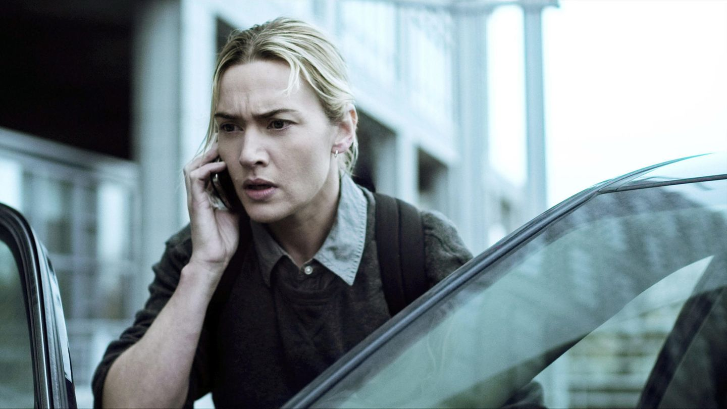 """Kate Winslet als ÄrztinDr. Erin Mears in """"Contagion"""""""