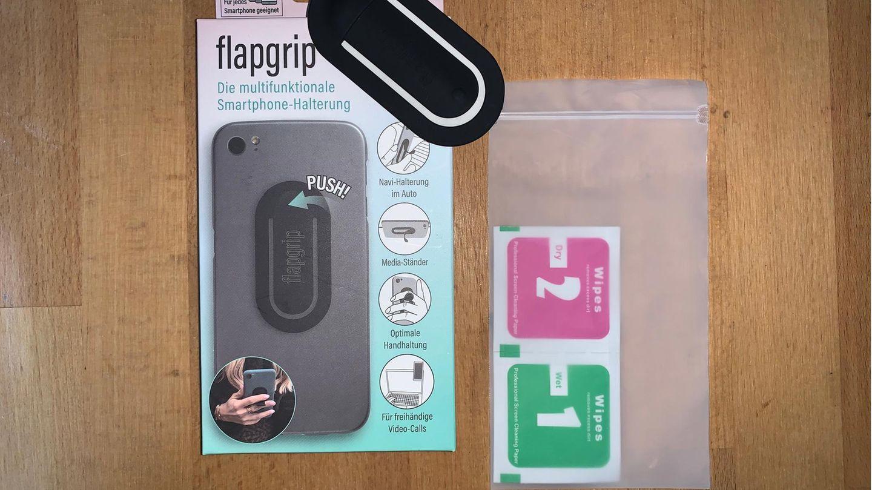 flapgrip im Test