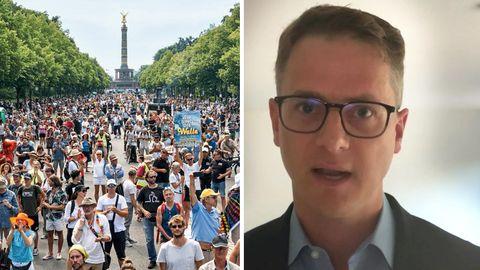 Carsten Linnemann (CDU) zum Berliner Demo-Verbot