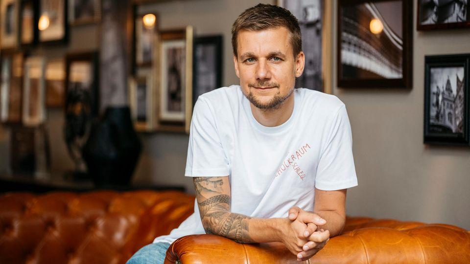 Fernsehen: Vom Moderator zum Sanitäter – das neue Leben des Tobias Schlegl