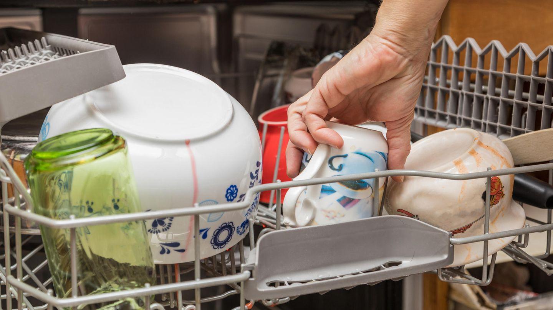 Ein Geschirrspülmaschine wird viele Jahre lang fast täglich benutzt, viele halten das nicht aus (Symbolfoto)