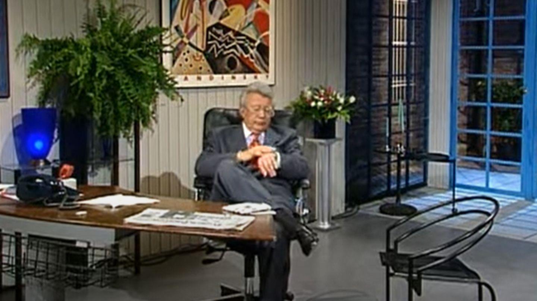 "Dieter Thomas Heck bei ""Schmidteinander"""
