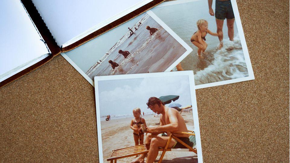 Polaroid-Bilder