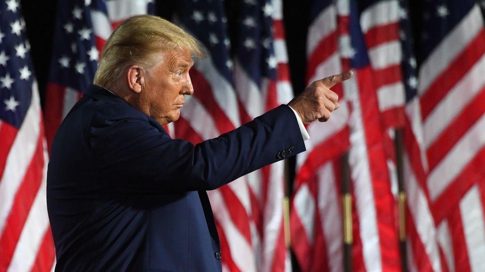 Trump Nominierung