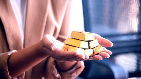 Unbekannte spendet Goldbarren an Diakonie in Hannover