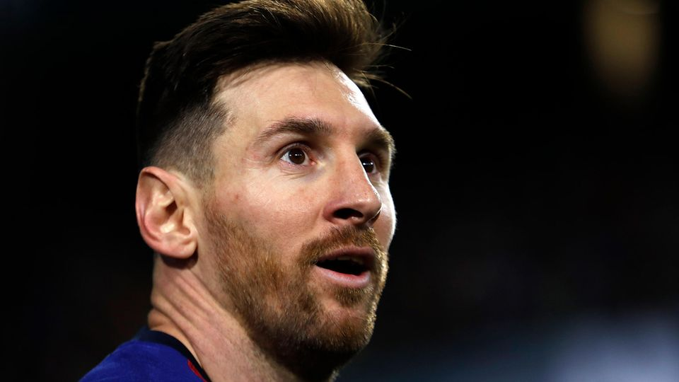 Leo Messi hat den FC Barcelona mit seiner Kündigung in einen Schockzustand versetzt
