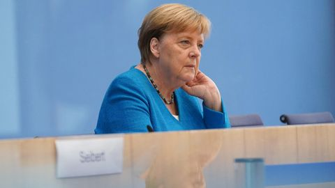 News - Sommerinterview Angela Merkel