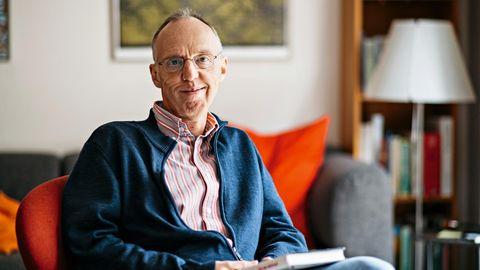 Stern-Autor Kester Schlenz