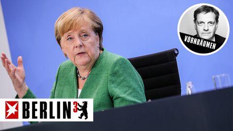 Berlin³: Nur ein Hauch von Endzeit – Angela Merkel geht in ihr letztes Jahr als Bundeskanzlerin