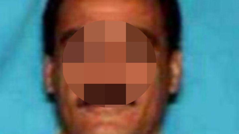 Das Fahndungsfoto vom FBI des Tatverdächtigen Yaser A. S.