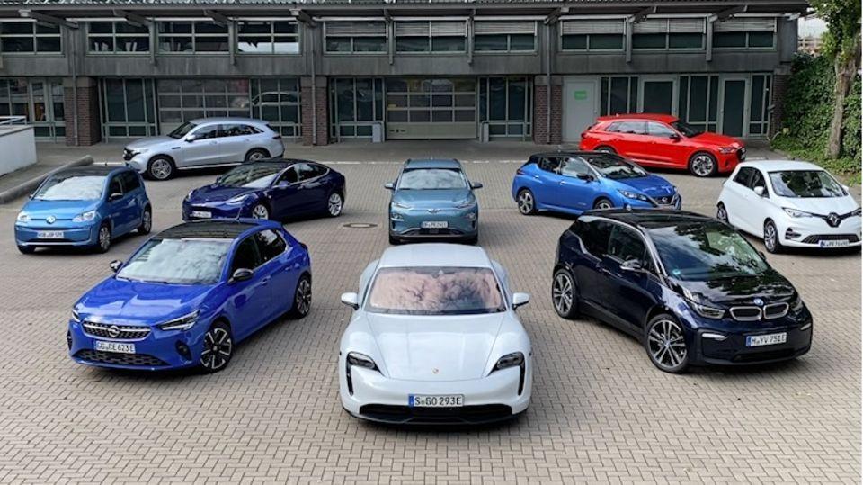 Der große stern-E-Auto-Test: Zehn Fahrer starten in ihr E-Experiment