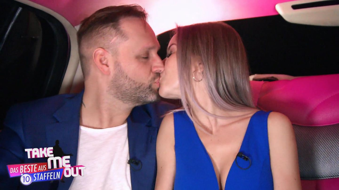 """Take me out"": Silvana und Frank"