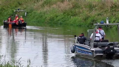 Tagelange Suchaktion und Badeverbot: Ein vermeintliches Krokodil hält Behörden in Atem