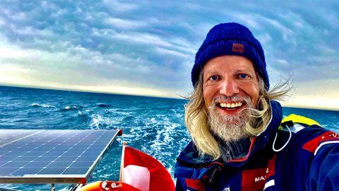 Buch über Segelabenteuer: Professor Kummer segelte direkt in die Corona-Krise - seine Odyssee dauerte 90 Tage