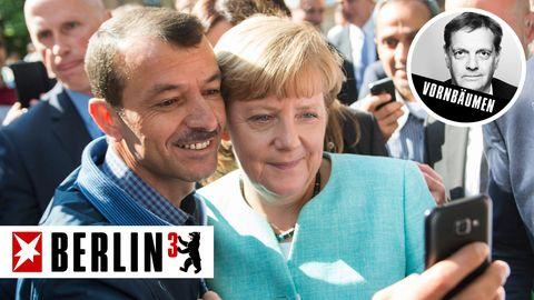 """BERLIN³: Fünf Jahre Merkels  """"Wir schaffen das"""" – warum die Lage von damals der von heute ähnelt"""