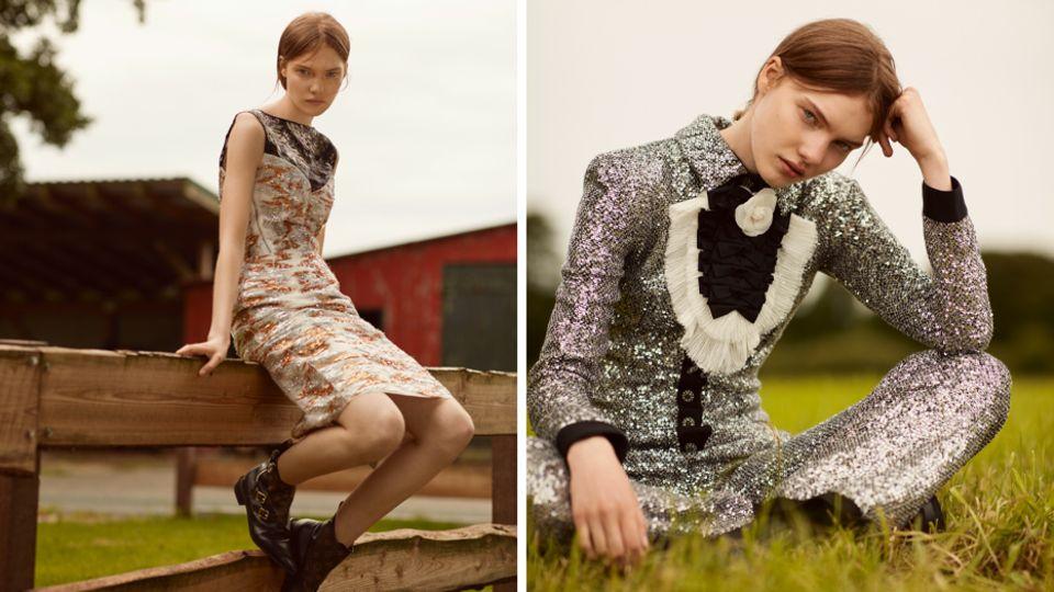 Das deutsche Model Penelope Ternes erobert die Modewelt